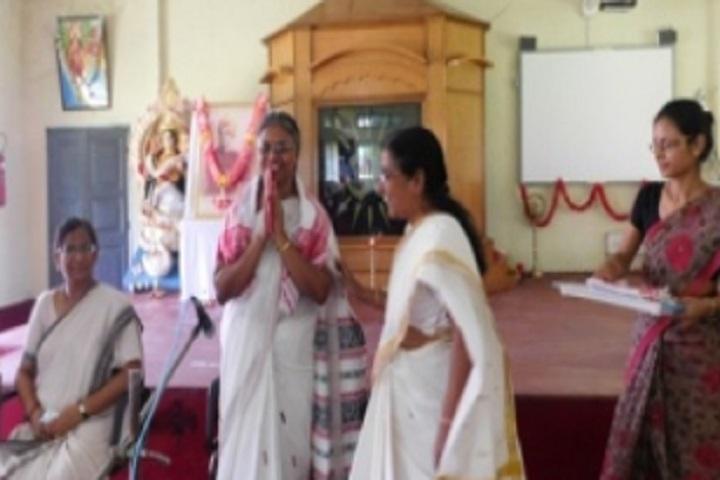 Vivekananda Kendra Vidyalaya Nec-Speech