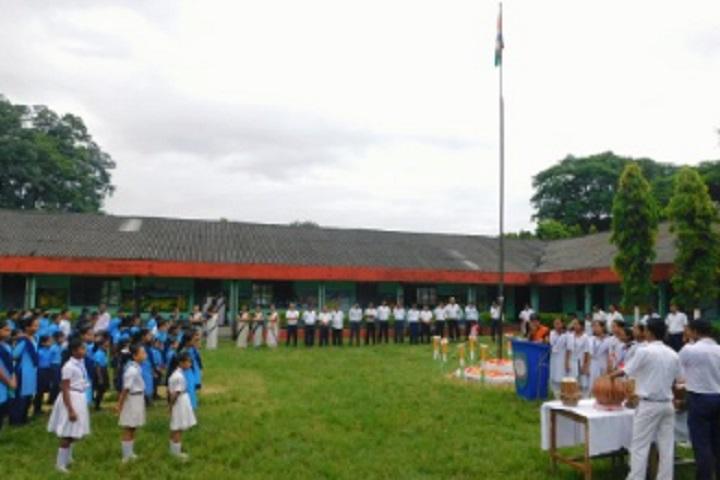 Vivekananda Kendra Vidyalaya Nec-Independence Day