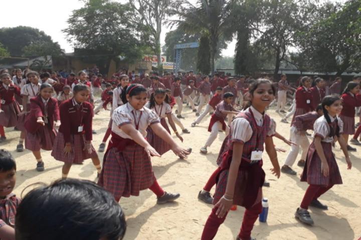D A V Public School-Event
