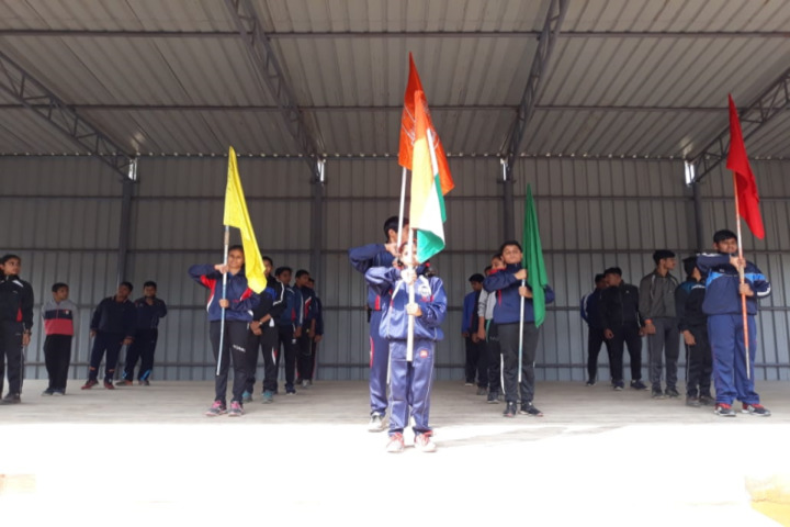 D A V Public School-Independance Day