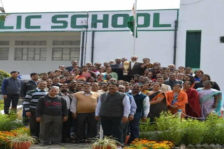 D A V Public School-School Trip