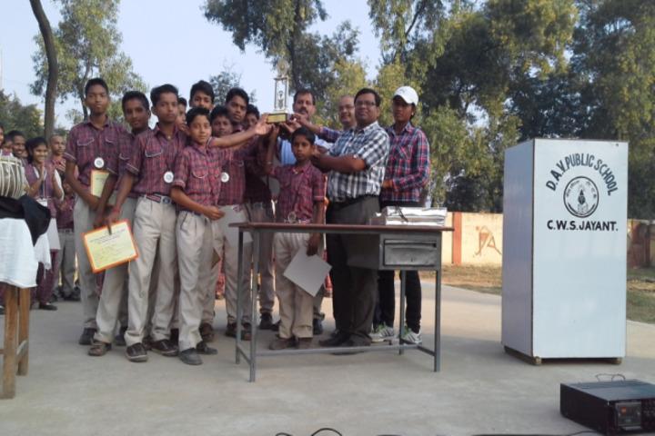 D A V Public School-Winners