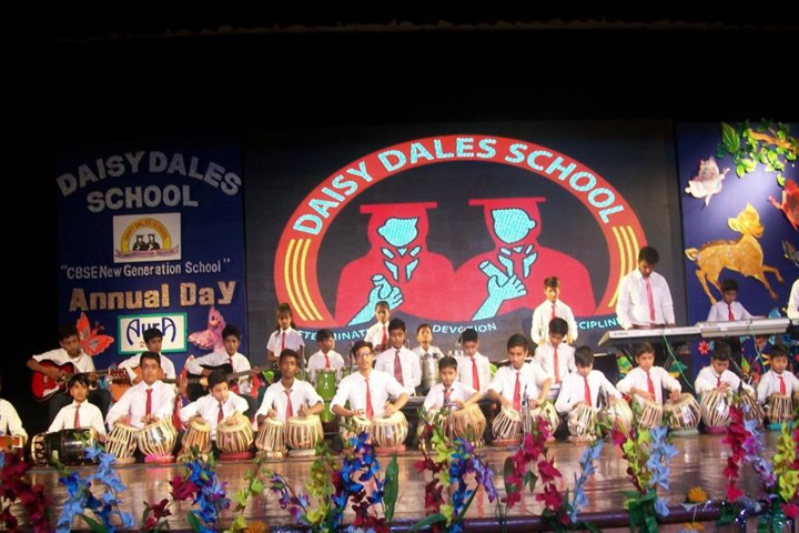 Daisy Dales School - annual day