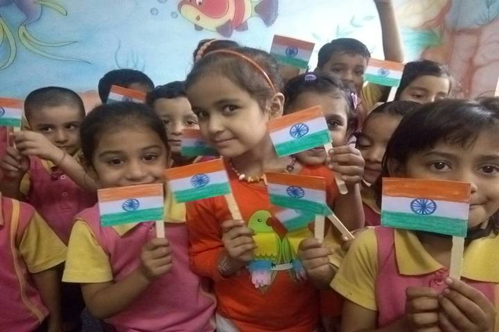 Daisy Dales School - independence day