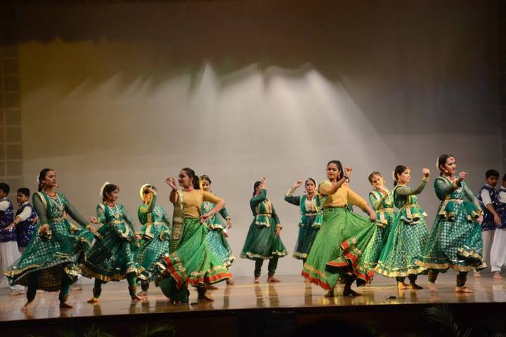 Daly College-Dance