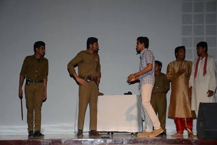 Daly College-Skit