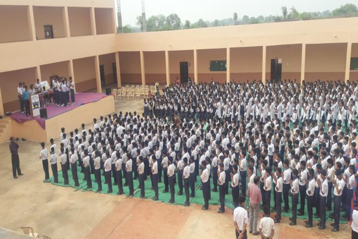 Dashpur Vidyalaya-Assembly