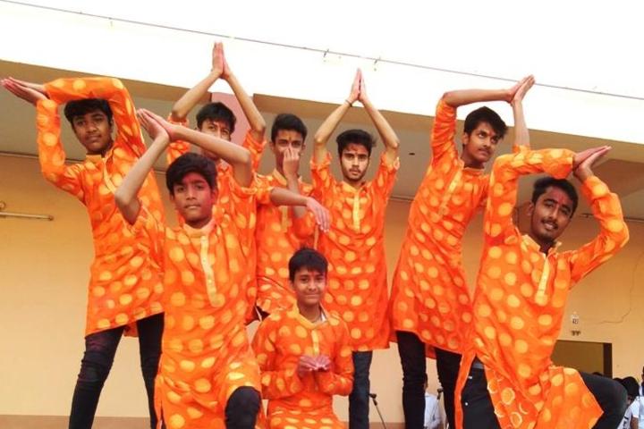 Dashpur Vidyalaya-Dance