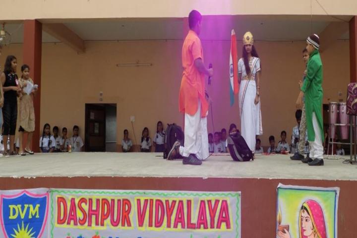 Dashpur Vidyalaya-Independence day