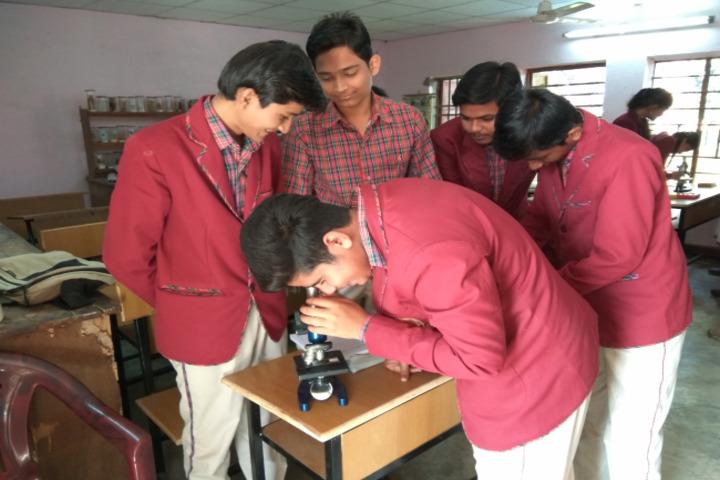 Dav Centenary Public School - Bio Lab
