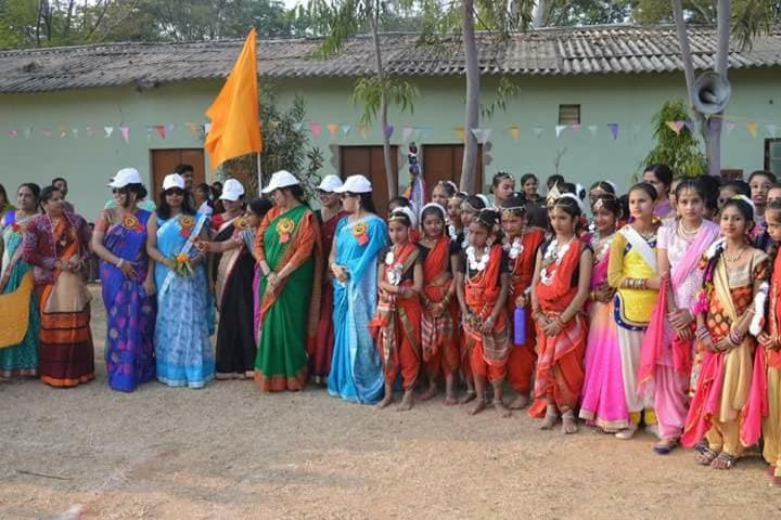 DDav Centenary Public School - Traditional day