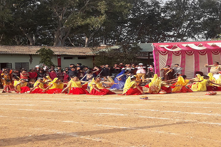 DAV CENTENARY PUBLIC SCHOOL-Krishnashtami