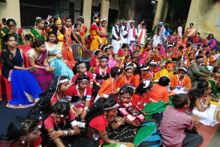 Dav Senior Secondary Public School-Cultural Day