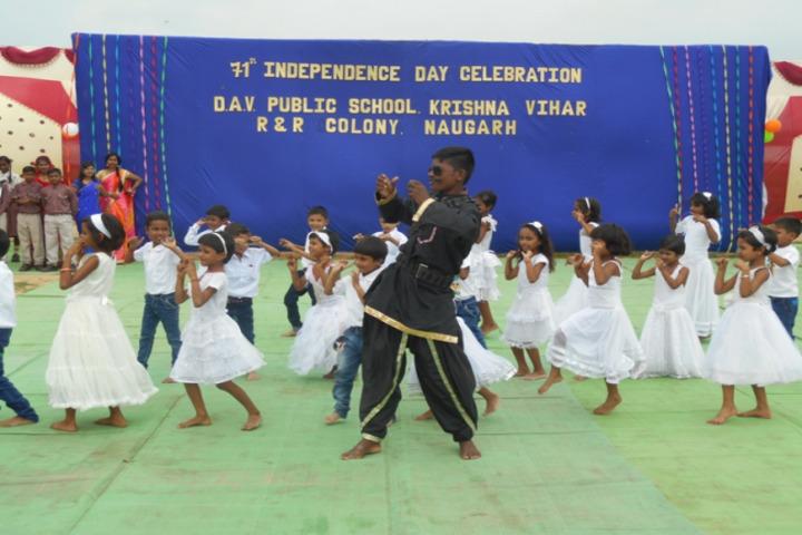 Dav Public School- Independence day