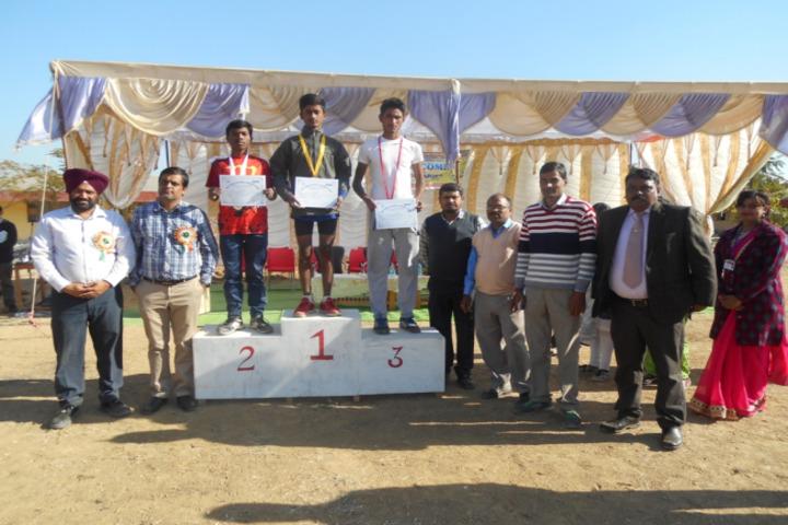 Dav Public School - Sports winners
