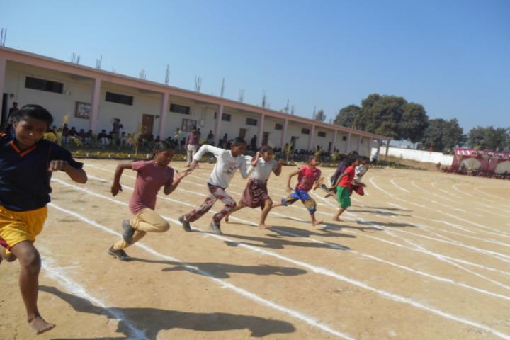 Dav Public School - Sports