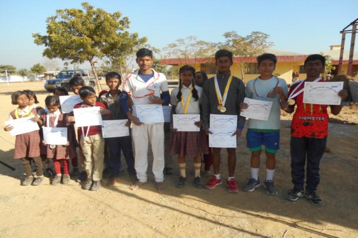 Dav Public School - Awarding