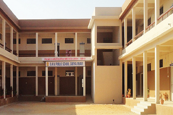 DAV Public School-Campus