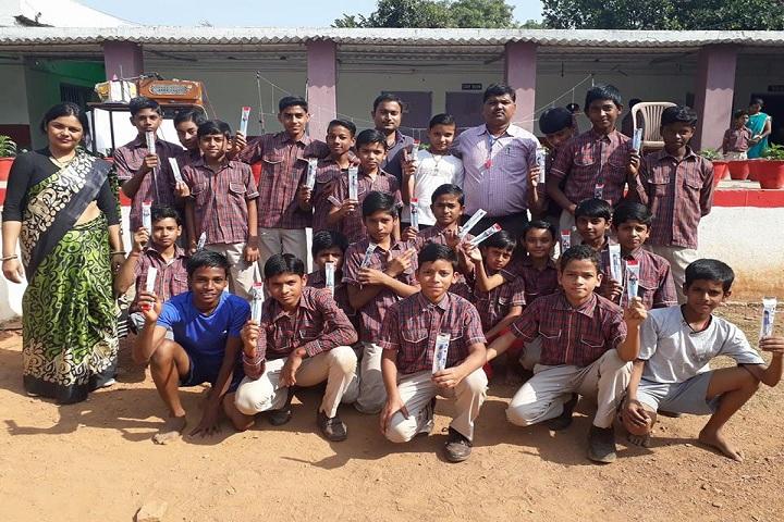 DAV Public School, Waidhan -Students