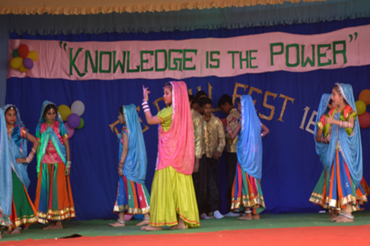 De Paul School-Cultural Dance