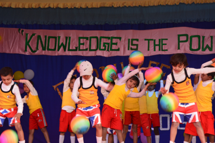 De Paul School-Kids performance