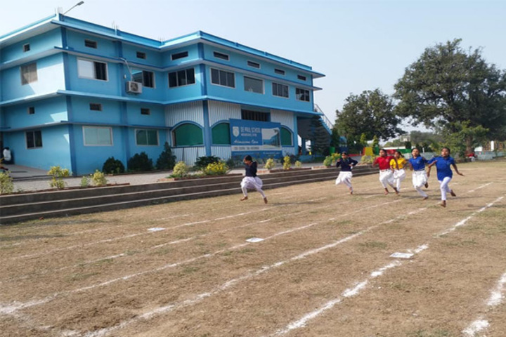 De Paul School-Running Race