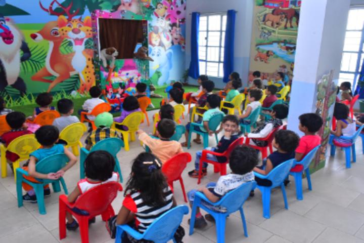 Delhi International School-Kindergarden