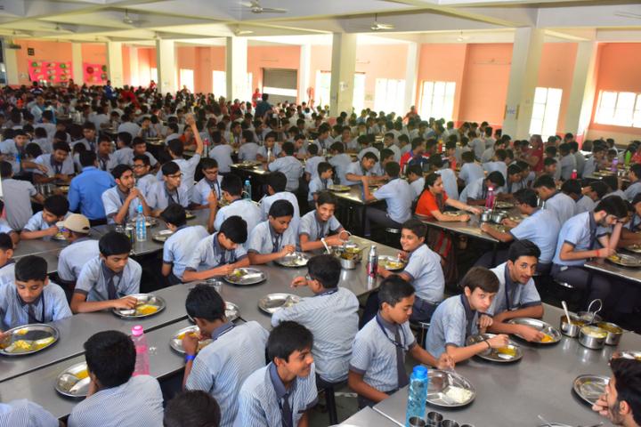 Delhi International School-Mess View