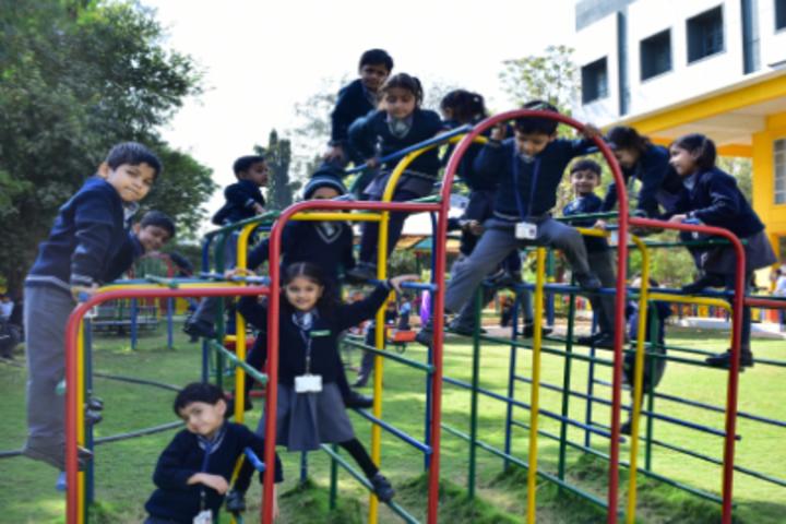 Delhi International School-Playarea