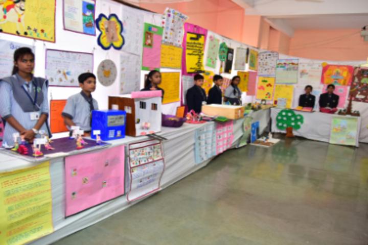 Delhi International School-Science Exhibition