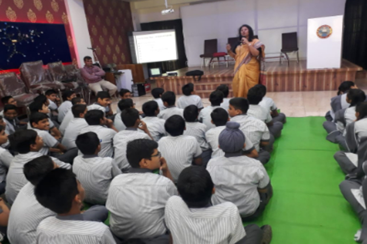 Delhi International School-Workshop