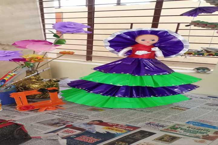 Delhi Public Academy-Art-Craft