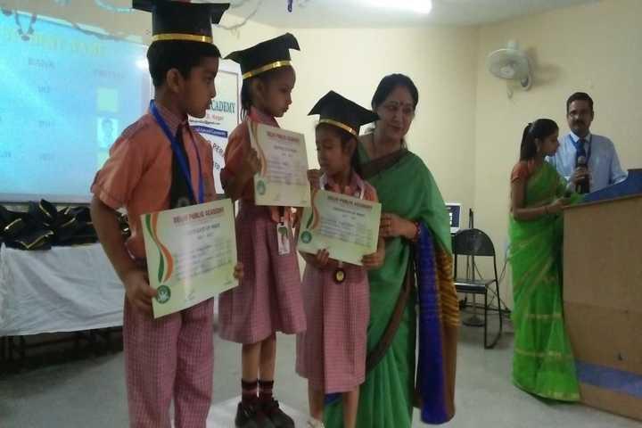 Delhi Public Academy-Awarding