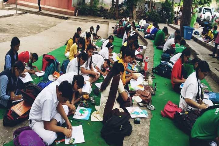Delhi Public Academy-Drawing-Competition