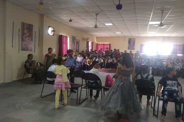 Delhi Public Academy-Fun time
