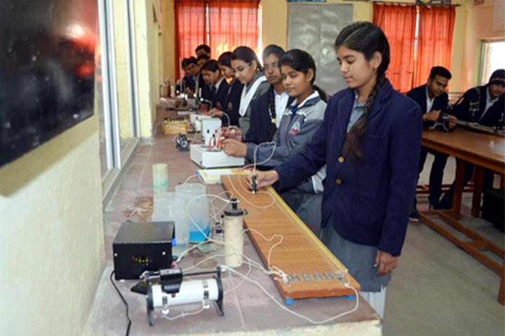 Delhi Public Academy-Scientific Lab