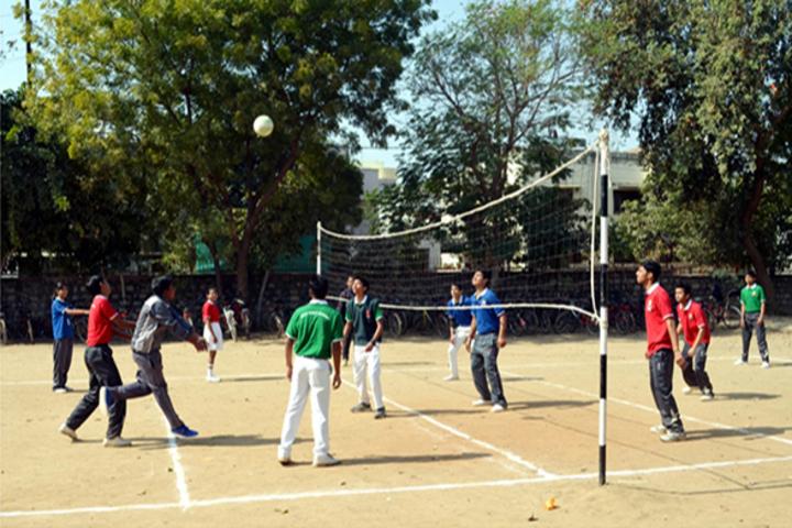 Delhi Public Academy-Sports