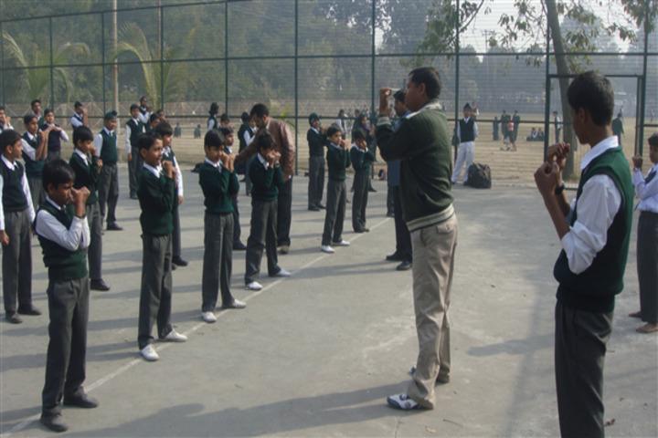 Delhi Public School-Activity