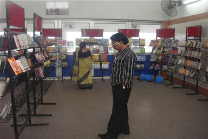 Delhi Public School-Book fair