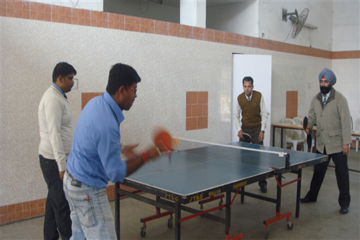 Delhi Public School-Indoor-Games