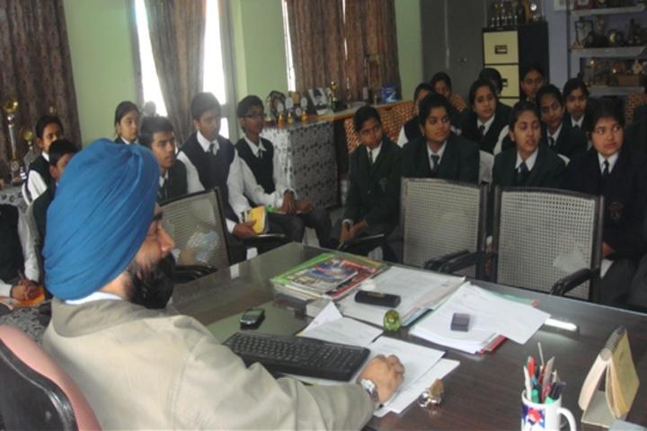 Delhi Public School-Meeting