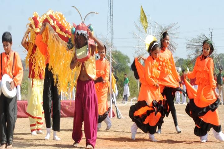 Delhi Public School-Culture dance