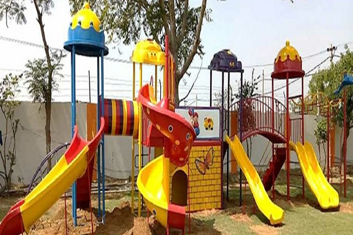 Delhi Public School-Play Station