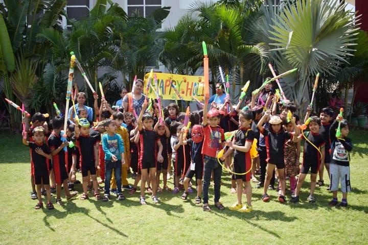 Delhi Public School-Festival-Celebration