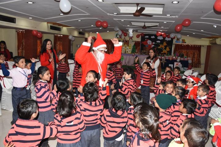 Delhi public School-Christmas-Celebration