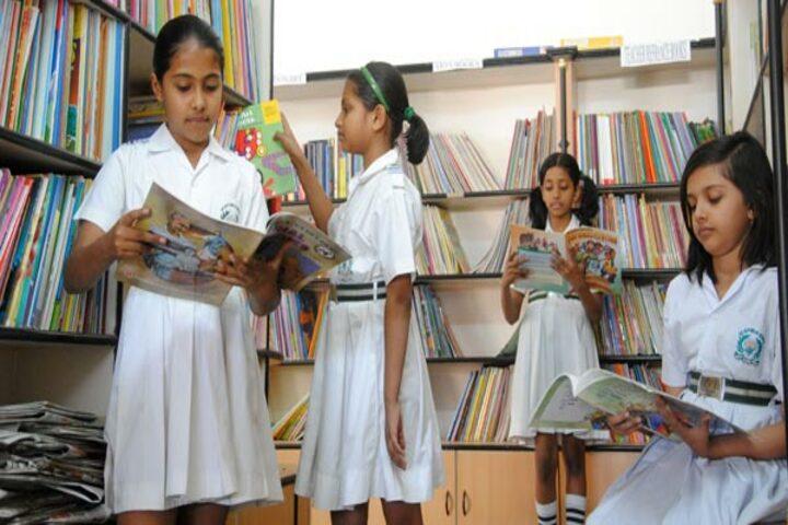 Delhi Public School-Library