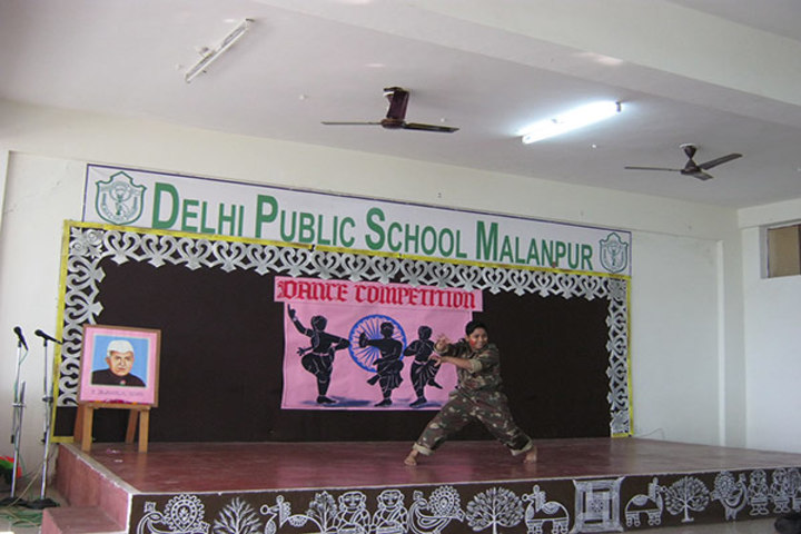 Delhi Public School-Dance-Competition