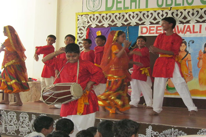 Delhi Public School-Events