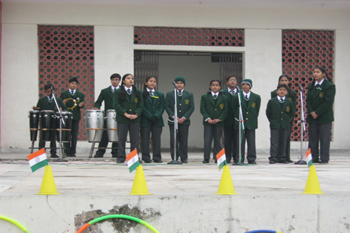 Delhi Public School-Music-Competition