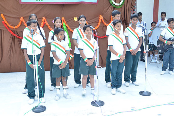 Delhi Public School-Republic Day Celebration